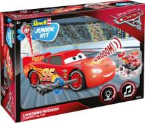REVELL 00860 Cars Modellauto Lightning McQueen 1:20, ab 4 Jahre
