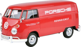 MM79557 VW T1 ''Porsche Renndienst'', rot