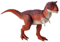 Mattel FMW89 Jurassic World Action-Attacke Carnotaurus