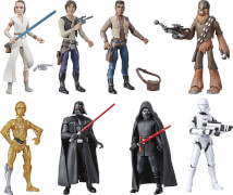 Hasbro E3016EU4 Star Wars Galaxy of Adventures Episode 9 Actionfiguren