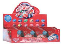 Mattel Micro Drifters i.d.Überraschungs-Pack.