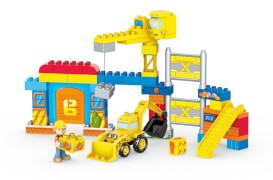 Mattel Construx - Bob der Baumeister Werkstatt Bauset