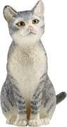 Schleich Farm World Bauernhoftiere - 13771 Katze, sitzend, ab 3 Jahre