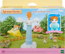 Sylvanian Families Baby Abenteuer Karussell