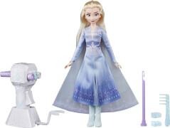 Hasbro E7002ES0 Disney Die Eiskönigin 2 Flechtspaß Elsa
