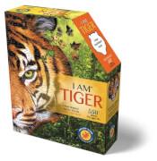 Shape Puzzle Tiger 550 Teile