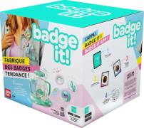 Badge It! Maschine