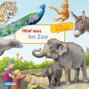 Hör mal - Im Zoo, mit echten Tierstimmen