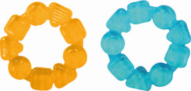 Bright Starts Having a Ball -  Water Ring Teether for Emerging Mar